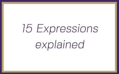 15 expressions explained to make the online marketing space easier to understand