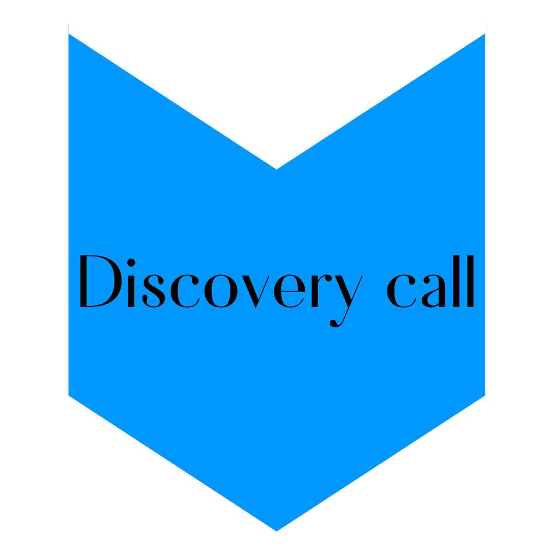Work with me - Discovery call